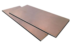 Copper Composite Panel Gangbond panel
