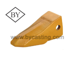Construction equipments Excavator attachments backhoe bucket teeth 9W8552PT for CAT J550