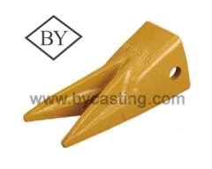 Global resources spare parts Tooth Twin Tiger 1U3452WT for Carterpillar Loader CAT J450/J460