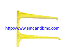 Anti-corrosion FRP material siamese cable bracket with different type different strength