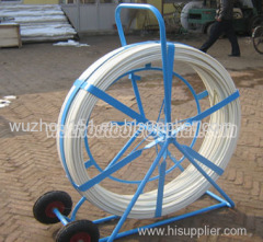 Fiberglass push pull/FISH TAPES&fiberglass rod OEM service available