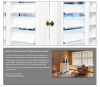 Basswood Solid Wooden Classical Wooden Window Shutter