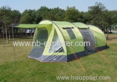 5PERSONS TUNNEL CAMPING TENT