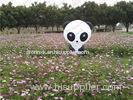 Cute Custom Cartoon Inflatable Model Panda Modern Inflatable toys