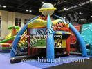 Double layers Commercial Inflatable Sports Games For Kids Funny