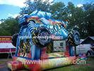 Custom Popular Newest Inflatable Bouncer , Attract commercial bounce house