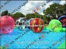 Adults Water walking Inflatable Water Ball For Rental Business / High Elastic