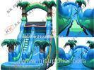 Jumbo Large Water Slide Inflatable Anti - UV 0.55mm Thickness