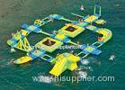 Wibit Inflatable Water Parks For Adults In The Sea / Kids Inflatable Water Park