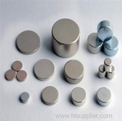 Ni coating ndfeb disk magnet