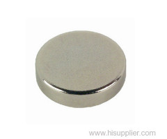 Rare earth sintered neodymium magnet