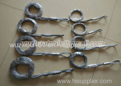 UK Stainless steel cable socks with single/double-head