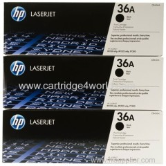 Original Hp toner cartridge HP CB436A