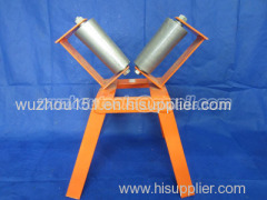 Duct Entry Rollers and Cable Duct Protection