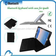 bluetooth keyboard with case for ipad 6