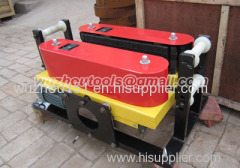 Cable Laying Equipment with high strength abrasion resistant rubber
