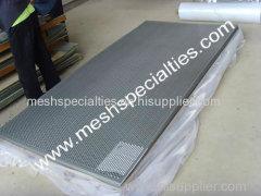 Perforated Aluminum metal Sheet