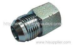 5J 5J-S JIC male 74°cone/ JIC female 74° seat adapters