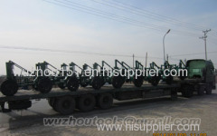 reel trailers cable-drum trailers