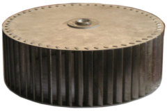 Impellers and processing of precision stamping parts