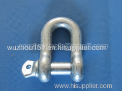 Cable Swivels and Shackles