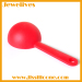FDA-LFGB approved silicone measuring spoon