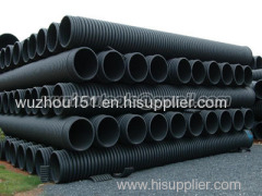 HDPE Electrical Conduit and Duct