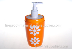 sunflower lotion bottle plastic lotion pump bottle