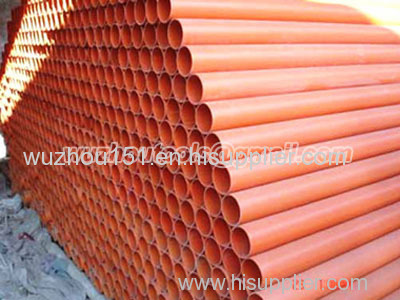 CPVC High-voltage power pipe to protect the power cable