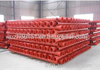 CPVC pipe -High voltage electricity protective casing