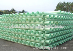 FRP High Pressure Pipe Plenum and Riser Duct