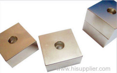 Ni coating permanent sintered neodymium magnet