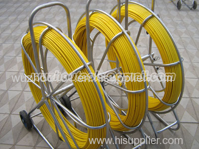 Fiberglass duct rodder Tracing Duct Rods frp duct rod
