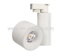 10W Bridgelux COB LED Track Light (Dimmable)