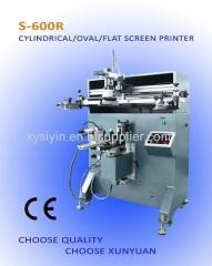 Cylindrique Machine d'impression / Ovale / écran plat