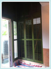 Home Use Timber Plantations Shutter