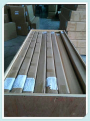 Factory Window shutters with heat insulation