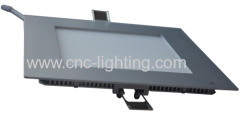 6-16W Dimmable Square Recessed LED Downlight