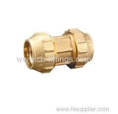 brass compression coupling fittings
