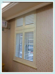 63MM/89MM/114MM Manufucturer Window Covering Best Window Shutter