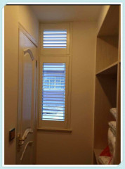 63MM/89MM/114MM China Wooden Shutters Manufucturer