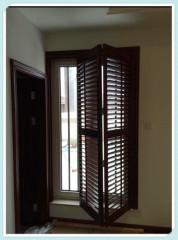 63MM/89MM/114MM Window shutters with heat insulation