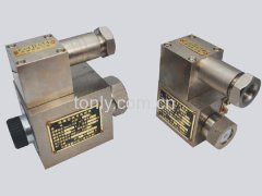 DTBF-L Ex-Proof Solenoid for Hydraulics