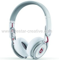 Beats by Dr. Dre Mixr2.0 David Guetta White Limited Edition DJ Over-Ear Headphones