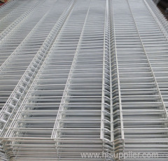 Heavy Zinc-coating Welded Curved Wire Fence