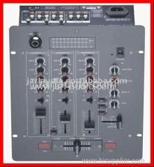 Professional Audio mixer/DJ mixer/mixing console