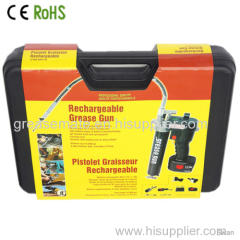 24V Cordless Grease Gun lubrication tools