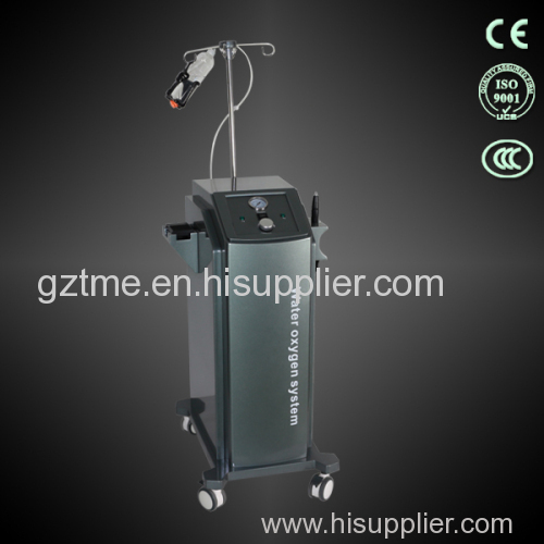 High Effective Water Oxygen Jet Beauty Machine for Skin Care and Rejuvenation