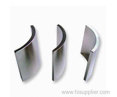 Neodymium Arc Magnet For DC Motors
