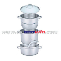 Juice Steamer Stainless Steel